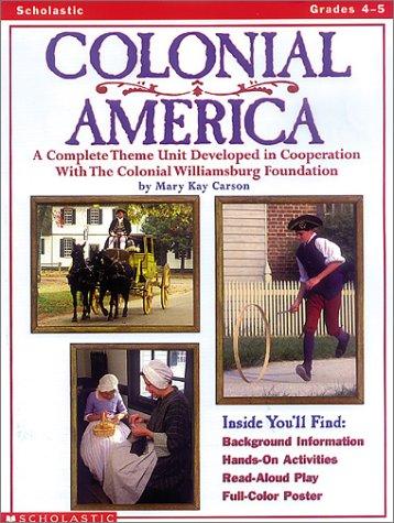 Colonial America (Grades 4-5)
