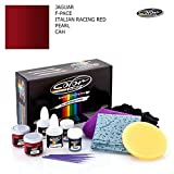 JAGUAR F-PACE / ITALIAN RACING RED PEARL - CAH / COLOR N DRIVE TOUCH UP PAINT SYSTEM FOR PAINT CHIPS AND SCRATCHES / BASIC PACK