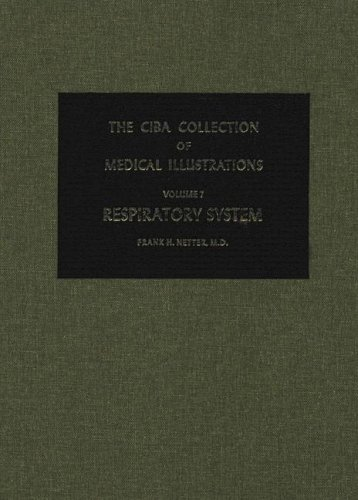 The Netter Collection of Medical Illustrations: Respiratory System (CIBA Collection of Medical Illustrations, Vol. 7)