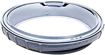 Compatible Door Boot Seal-Gasket for Samsung WF317AAG//XAA Samsung WF328AAW//XAA Samsung WF337AAGXAC Samsung WF203ANWXAA Samsung WF317AAW//XAA Washers