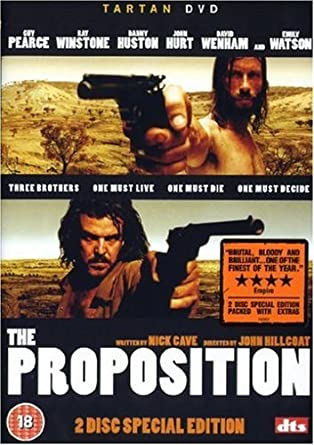 Phrase Prompt The proposition emily watson something is