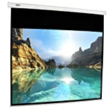 "FAVI 100 inch 4:3 Electric Projector Screen (80"" x 60"")"