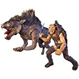 Lord of the Rings Sharku with Warg Beast