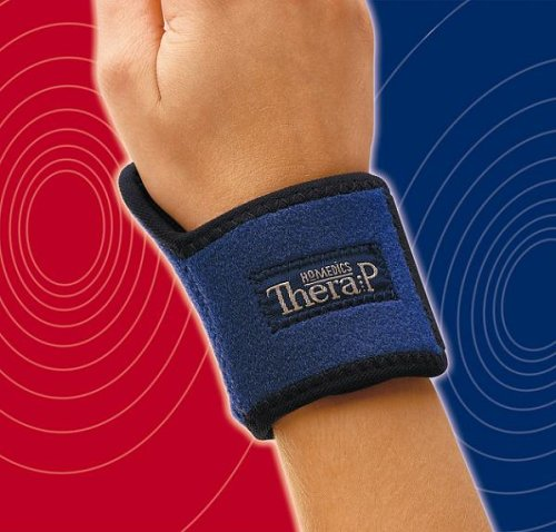 HoMedics MW-WHC Magnetic Hot & Cold Thera P Wrist Wrap