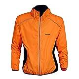 MonkeyJack Reflective Ultra-light Cycling Jacket Bicycle Riding Running Wind Coat Waterproof for Women