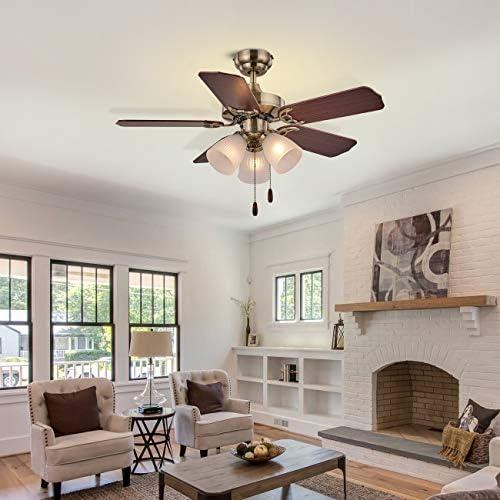 Fansose Ceiling Fan 36-Inch Indoor Ceiling Fan