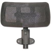 Deals on Lorell Hi-Back Chair Mesh Headrest LLR85562