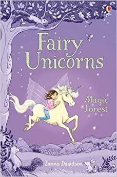 Book Fairy Unicorns Magic Forest (Young Reading Series 3 Fiction)
