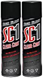 Maxima 78920-2PK SC1 Clear Coat Silicone Aerosol Spray, 24 fl. oz., 2 Pack Size: 24 Ounces (Pack of 2), Model: 78920-2PK, Outdoor&Repair Store