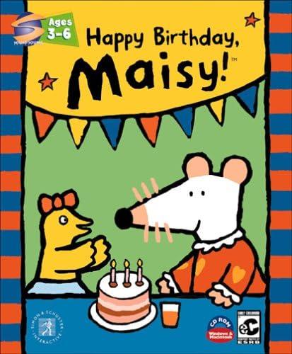 Amazon Com Happy Birthday Maisy Pc Mac Video Games