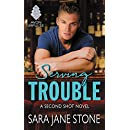 Serving Trouble: A Second Shot Novel