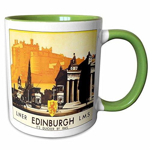 edinburgh coffee mug - 3