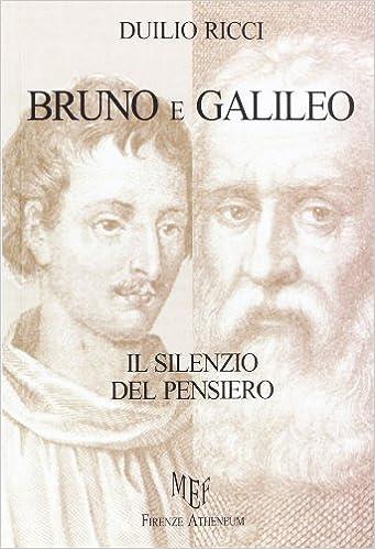 ผลการค้นหารูปภาพสำหรับ bruno and galileo