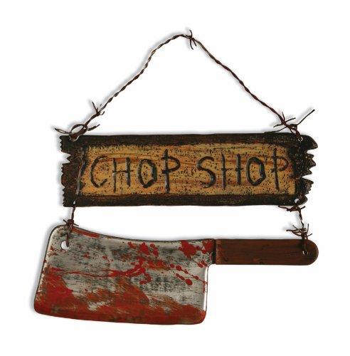 Forum Novelties 185104 Chop Shop with - Shop Forum The