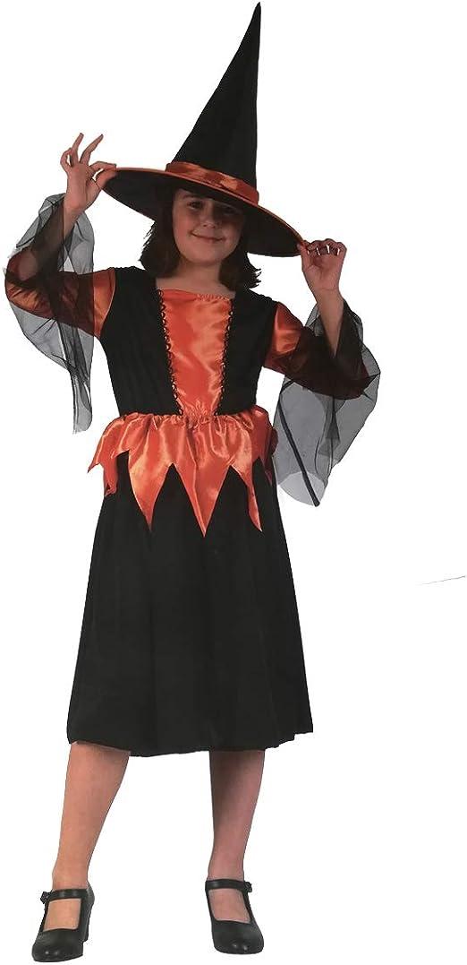 Cisne 2013, S.L. Disfraz de para Carnaval Infantil niña de Bruja ...
