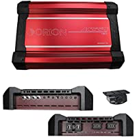 Orion HCCA1500.2 6000 Watts MAX Power 2-Channel Class A/B Amp Car Audio High Performance Amplifier