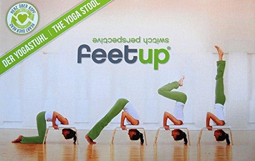 Amazon.com: Energie und Leben - YogaHocker? (yoga stool) by ...