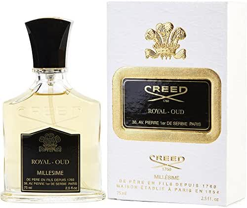 CREED ROYAL OUD by Creed EAU DE PARFUM SPRAY 2.5 OZ (Package Of 3)