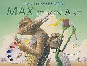 """Afficher """"Max et son art"""""""