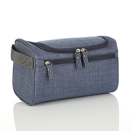 YUYO - Bolsa de aseo Azul Ming