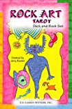 Rock Art Tarot Deck and Book Set, Jerry Roelen, 0880791950