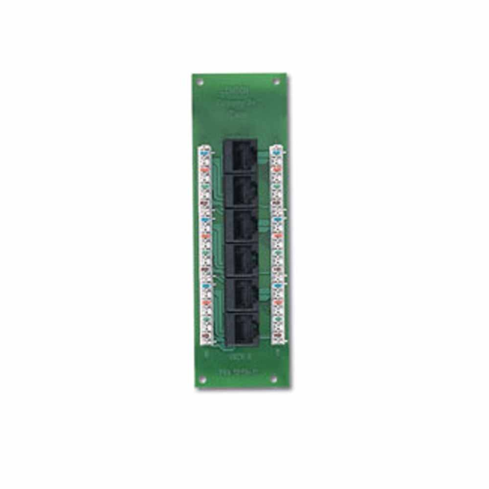 Leviton 47603 C5 Category 5e Voice And Data Expansion Usoc Wiring Diagram T568b Board Electronics
