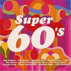 Dusty Springfield Manfred Mann Roy Orbison Love Affair