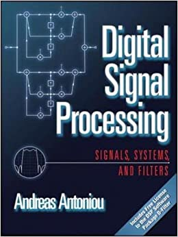 \DOC\ Digital Signal Processing: Signals, Systems, And Filters. feature About wealth estacion prepare Noticias Compra