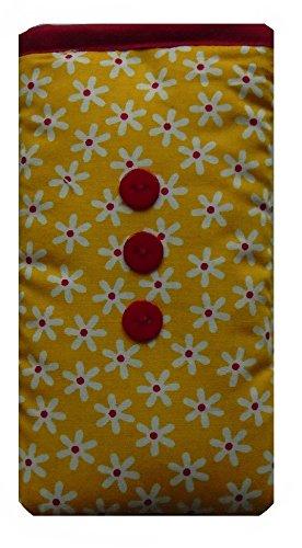 marguerite jaune iPhone 6 Plus Sock / pochette / Case