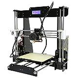 Kits de impresora 3D Anet A8 Desktop DIY Reprap I3 Sin ensamblar Tamaño de impresión grande 220 x 220 x 240 mm