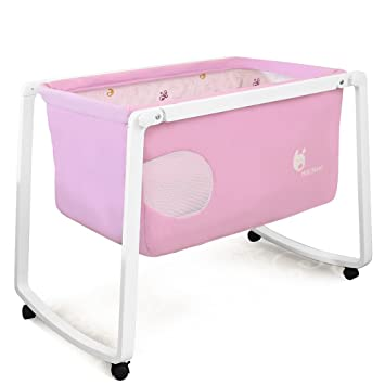 Baby Bed Wieg.Amazon Com Hot Mom Free Installation Foldable Light Weight
