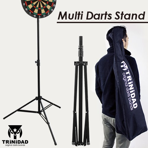 ダーツ スタンド TRiNiDAD トリニダード Multi Darts Stand マルチダーツスタンド
