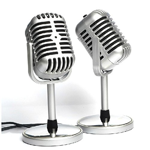 Classical Nostalgic Microphone For Networking Chat MSN SKYPE BephaMart BM00001