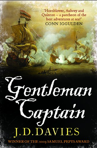 Read Online Gentleman Captain pdf epub