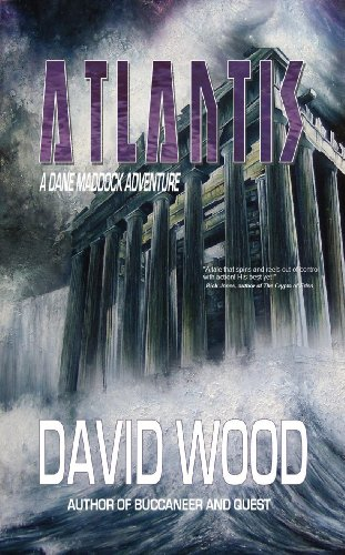 Atlantis- A Dane Maddock Adventure (Dane Maddock Adventures Book 6)