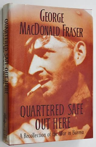 book cover of Quartered Safe Out Here
