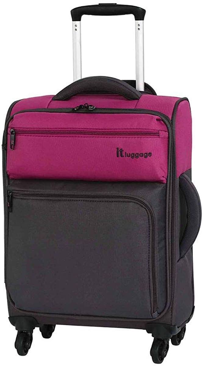 it luggage Duotone The Lite 4 Wheel Lightweight Suitcase Cabin Maleta, 53 cm