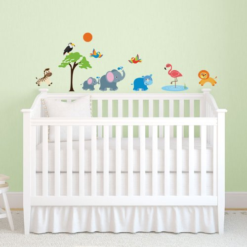 The 8 best baby wall decals