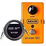MXR M-101 Phase 90 W/FREE MXR 10ft Instrument Cable
