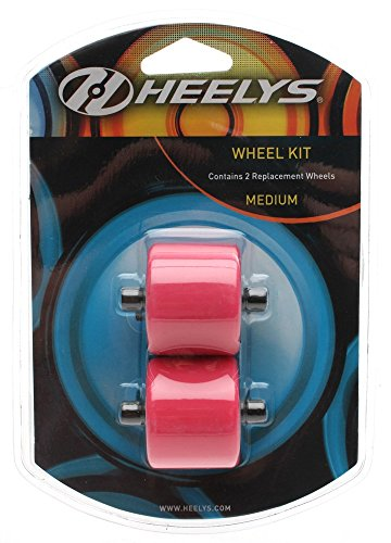 Heelys Fats 5 Replacement Wheel (Small, Pink) Small Fat