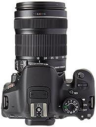 Canon EOS Rebel T5i 18-135mm IS STM Digital SLR Camera Kit (Black)