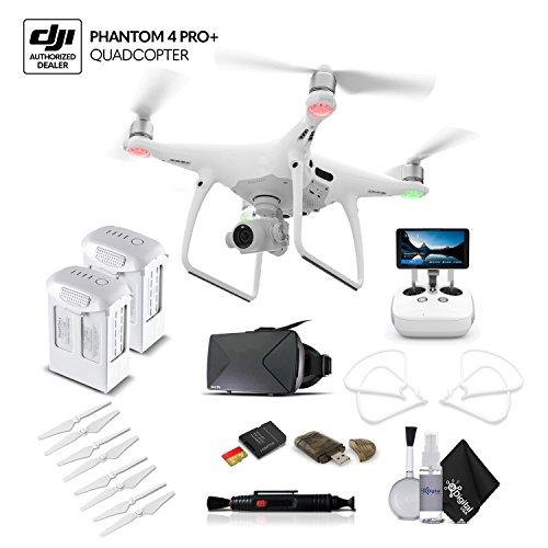 Cheap DJI Phantom 4 Pro+ (CP.PT.000549) Extra Battery Bundle