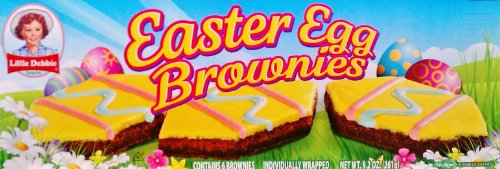 little-debbie-limited-edition-easter-egg-chocolate-brownies