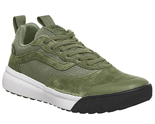 Fourgonnettes Ultra Range Mte Mens Sneakers Vert Vert