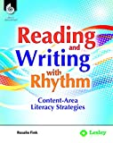 Reading, Writing, and Rhythm: Engaging Content-Area Literacy Strategies (Professional Resources)