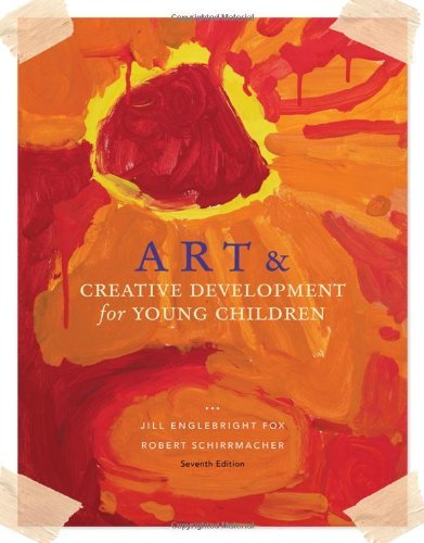 Art and Creative Development for Young Children (What's New in Early Childhood) by Fox, J. Englebright, Schirrmacher, Robert (January 1, 2011) Paperback