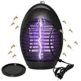 Yeteng 2019 Upgraded Mosquito Trap, Bug Zapper with UV Light, Fly Pests Catcher Lamp, Indoor Outdoor Electronic Insect Killer