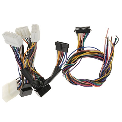 (MonkeyJack OBD0 to OBD1 Replace ECU Jumper Conversion Wiring Harness For HONDA ACURA)