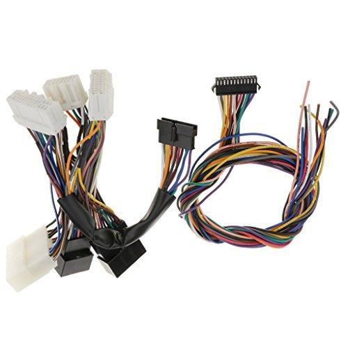 MonkeyJack OBD0 to OBD1 Replace ECU Jumper Conversion Wiring Harness For HONDA ACURA - Ecu Wiring