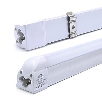 Wundervoll 2er Auralum® 90CM LED-Leuchtstoffröhre G13 T5, Ultraheller 12W  YL36